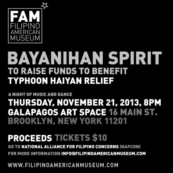 FAM Filipino American Museum Bayanihan Spirit