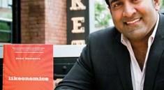 """Likeonomics"" author Rohit Bhargava"