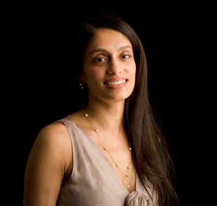 Dr. Teena Shetty serves as the New York Giants' neurologist