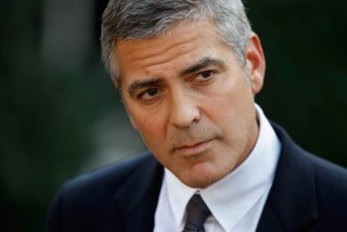 George Clooney, traumatic brain injury survivor