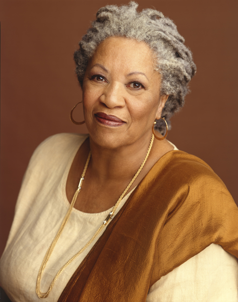in the culture of MENTORING |  Toni Morrison and Protégé Julia Leigh