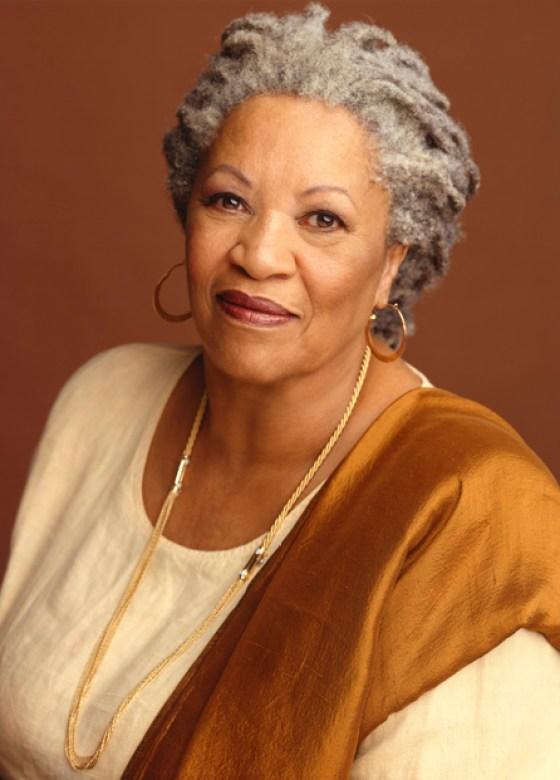 Pulitzer–winning novelist Toni Morrison