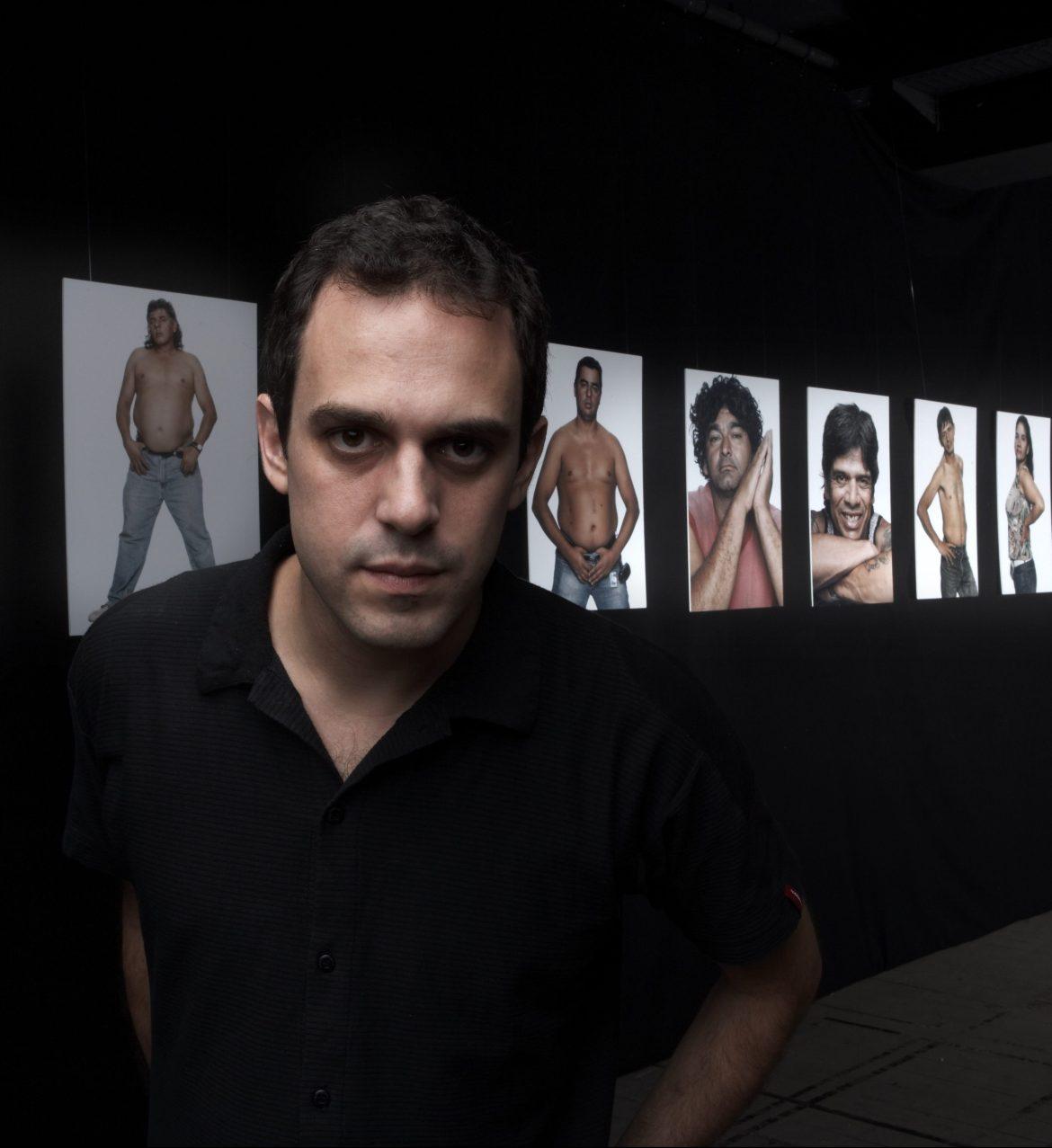 Argentinian director Federico Leon