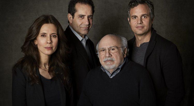 Ruffalo, DeVito, Shalhoub, Hecht star in Arthur Miller's THE PRICE, photo by Richard Phibbs 2017