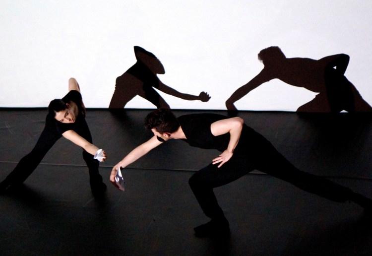 Flusso dance project by Marie Noyale
