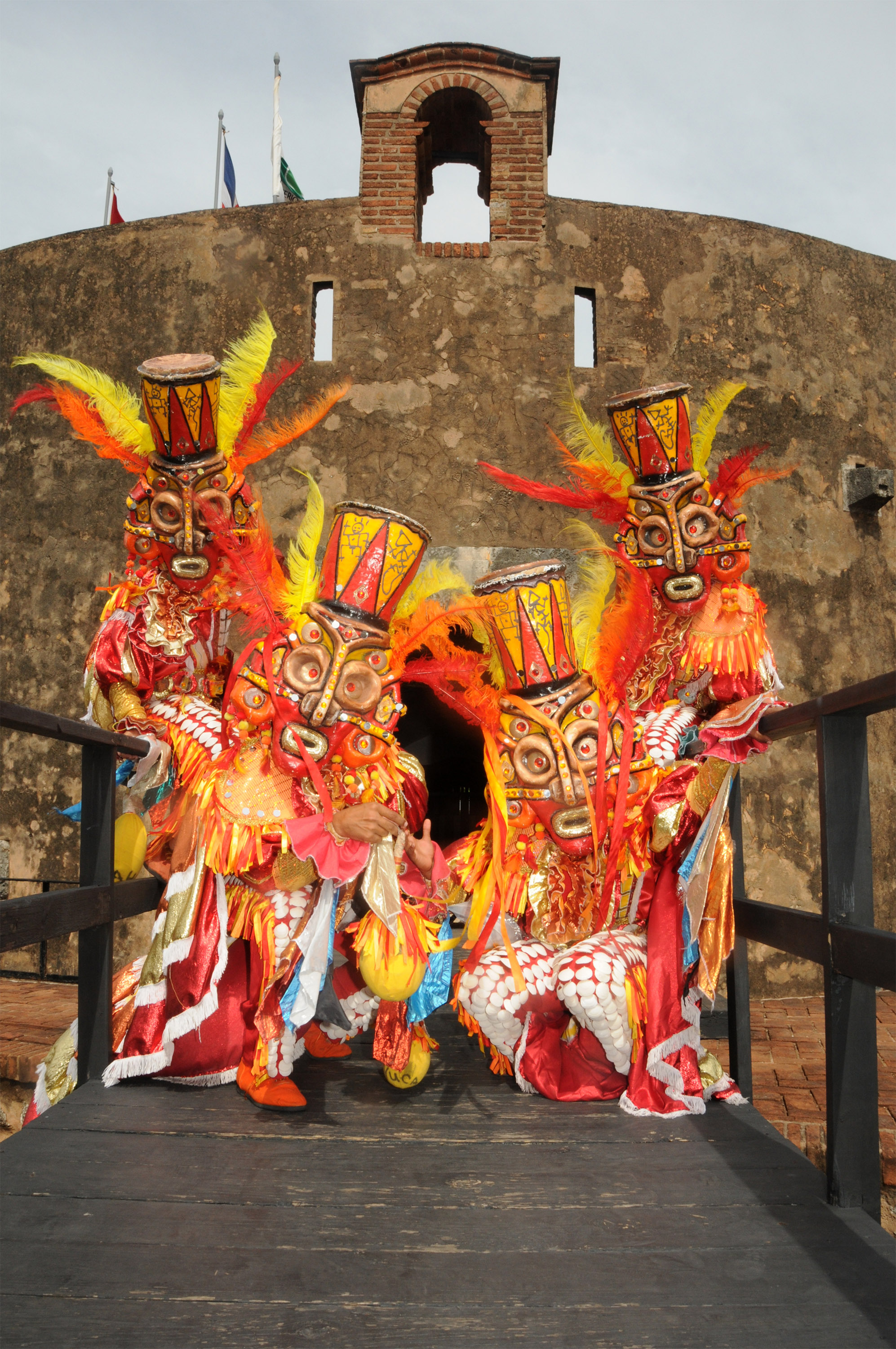 Carnaval at Dominican Republic