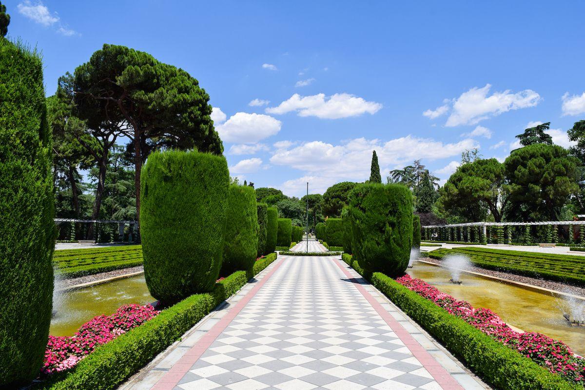 Delicieux 3 Gorgeous Places Inside El Retiro Park, Madrid