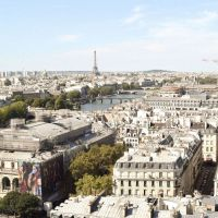 Paris From Above: Views from the Tour Saint-Jacques