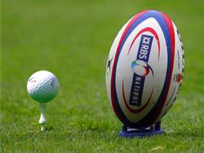Du rugby ? Du golf ? Presque.. du RugbyGolf !