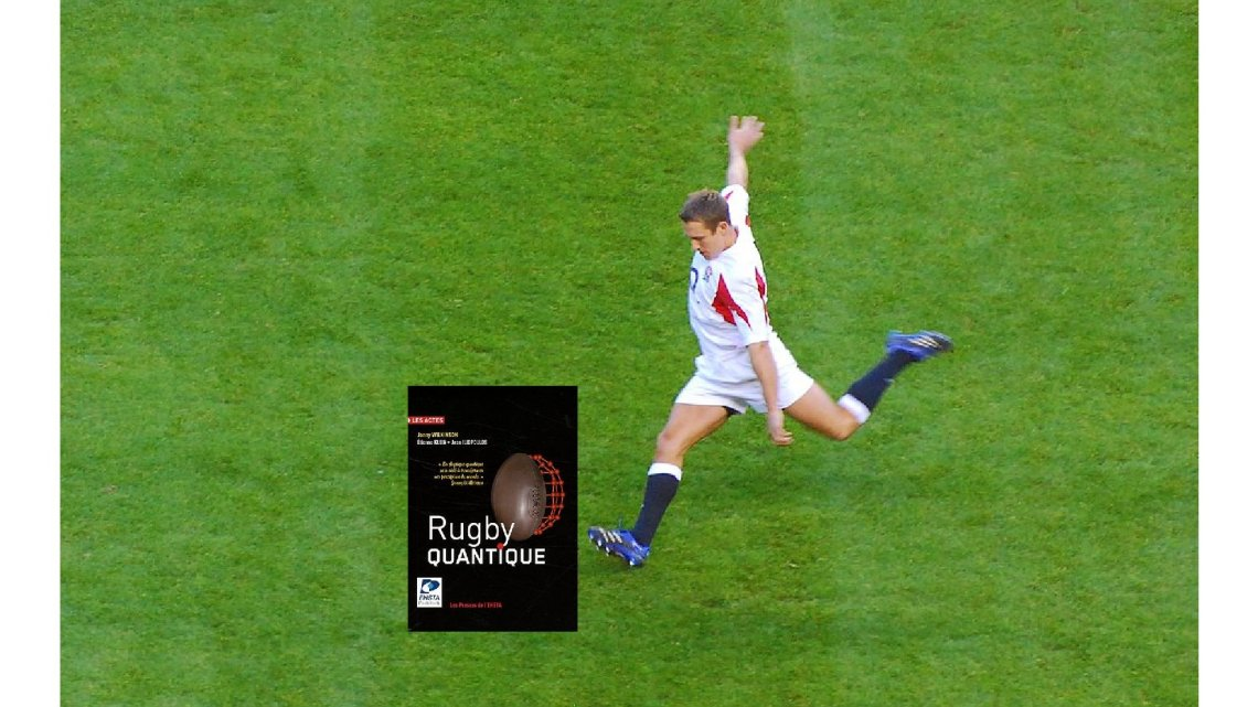 [TIR AU BUT] 2 secrets de J. Wilkinson dans Rugby Quantique