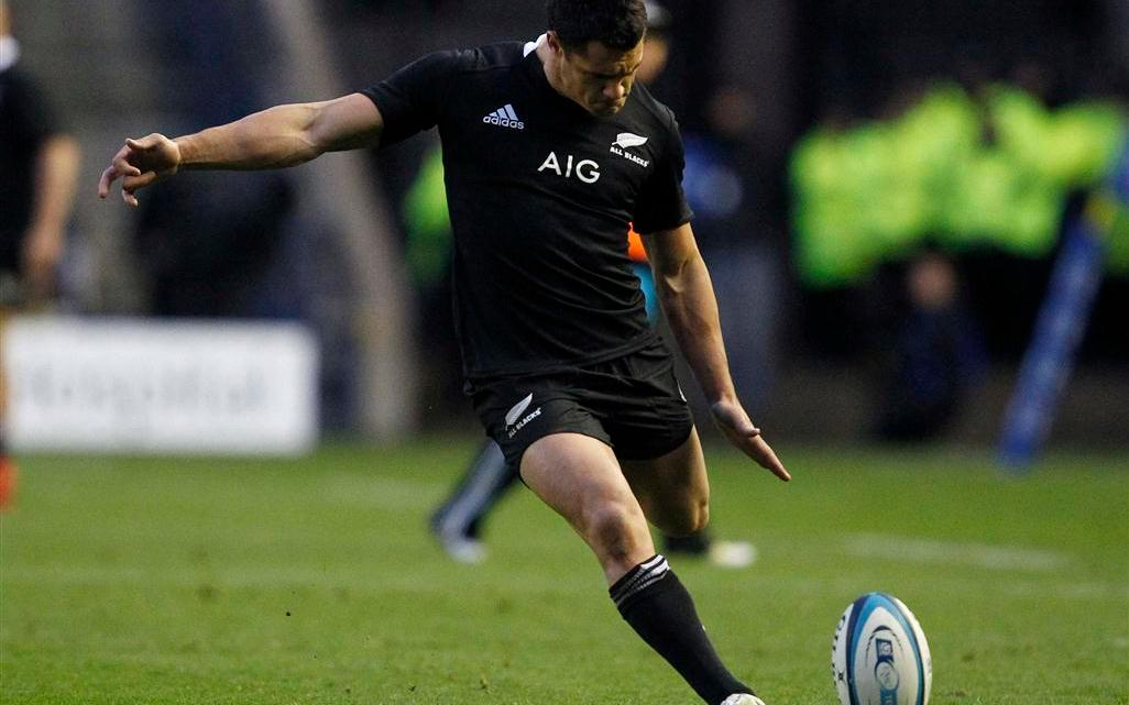 Technique de TIR AU BUT de Dan CARTER