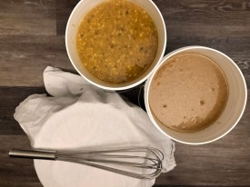Two Corn Sauces