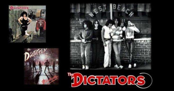 the dictators band punk