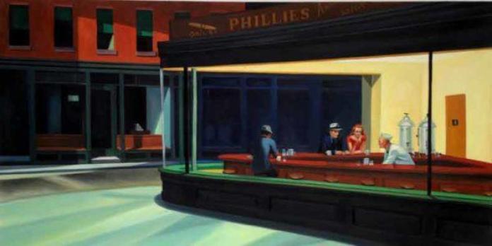 Nighthawks - Hopper exprime la mélancolie