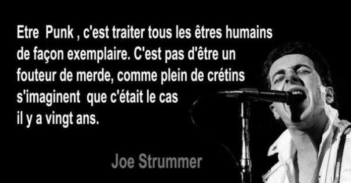 joe strummer the clash