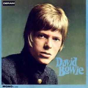 Le premier album de David BOWIE