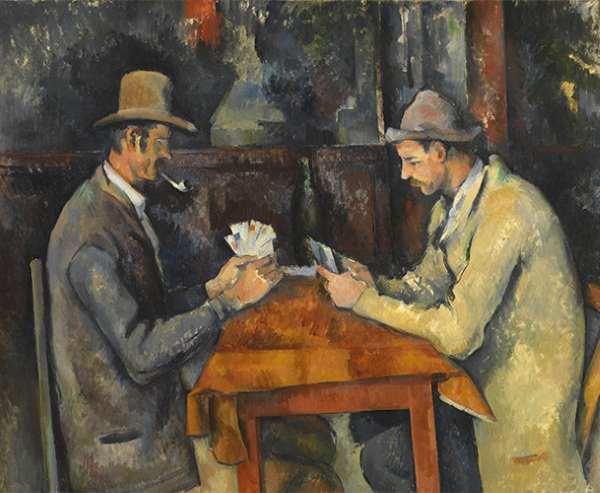Cézanne chez Samuel Courtauld
