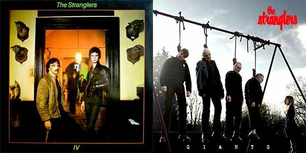 The Stranglers Albums Mauvaise réputation