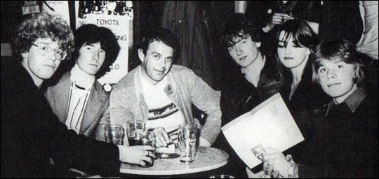 U2 - 1978 Meeting Paul Mc Guinness