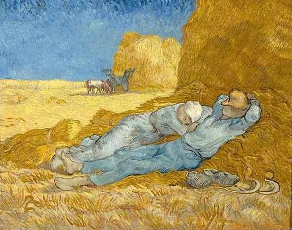La Provence par Van Gogh