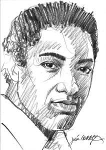 portrait par José Correa