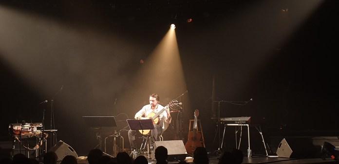 Yves Giraud guitare