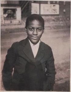 le jeune Chuck Berry