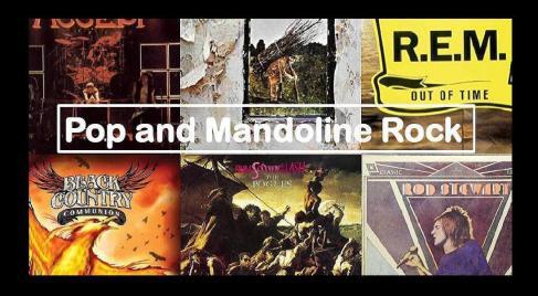 Pop and Mandoline Rock