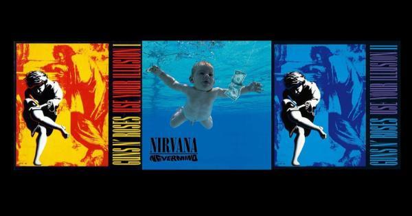 Guns 'N Roses  Nirvana