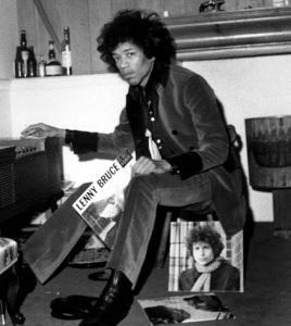 Hendrix & Dylan