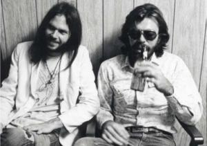 Neil Young - Dave Briggs