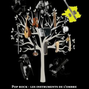 Pop rock - Les instruments de l'ombre