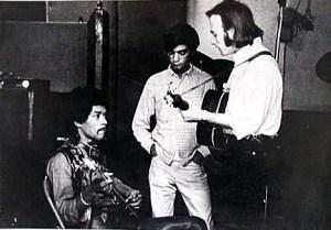 Jimi Hendrix & Stephen Stills
