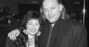 Kate Bush & David Gilmour