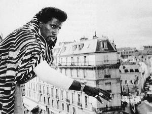 Screamin' Jay Hawkins in Paris