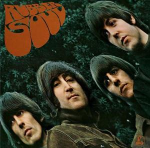 Rubber Soul (pochette)