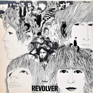 Revolver (pochette)