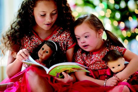 Down Syndrome Sisters