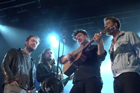 Timshel Mumford and Sons