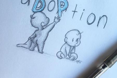Drawing Adoption