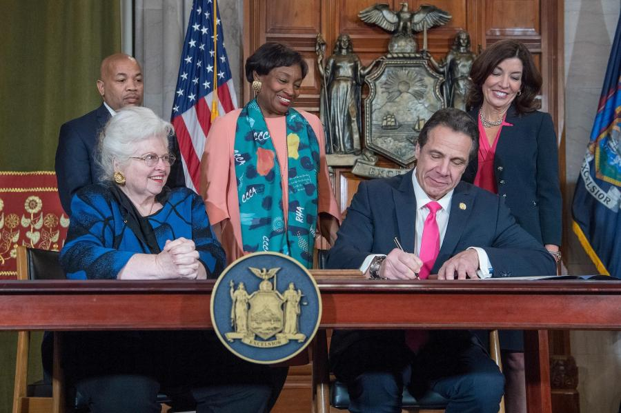 Cuomo Signs Extreme New York Abortion Law