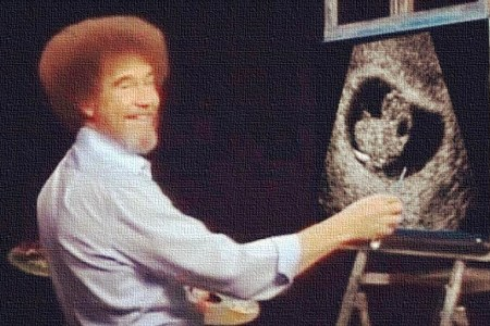 Happy Accidents with Bob Ross