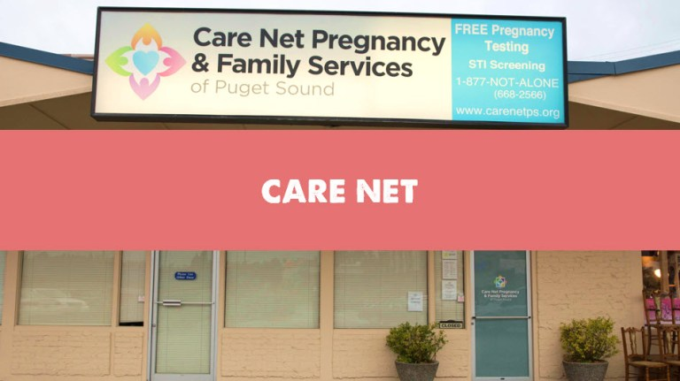 Care Net Pregnancy Centers