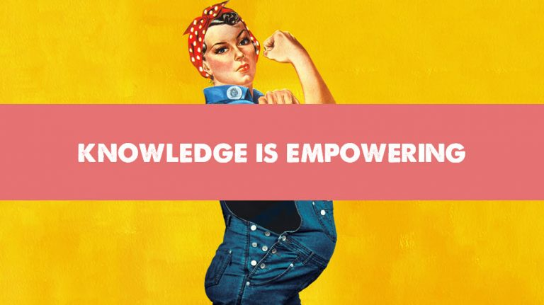 Knowledge is Empowering
