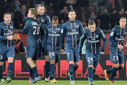 Ligue 1 (J24) : Paris s'envole