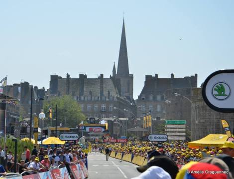 Culture Sport Tour de France Saint-Malo