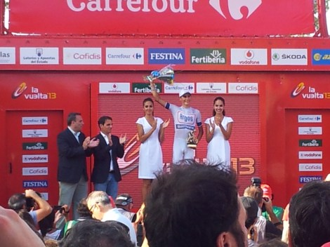 Culture Sport Warren Barguil Vuelta