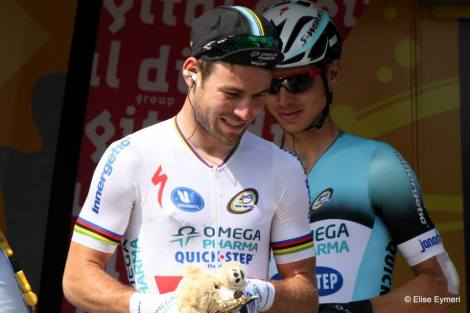 Culture Sport Mark Cavendish
