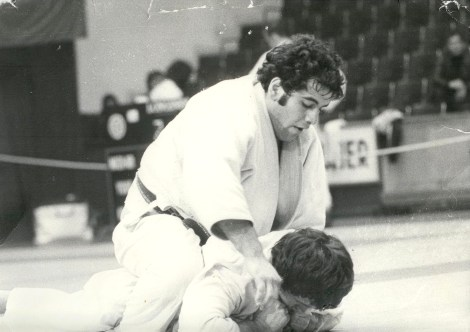 Culture Sport Roger Hairabedian judo