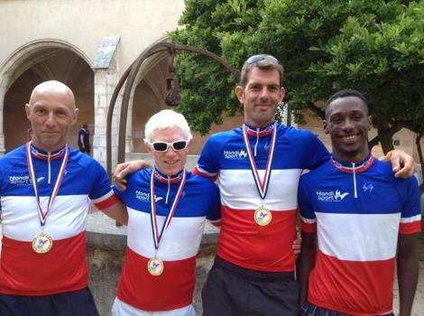 Culture Sport Team Ose championnats de France 2014